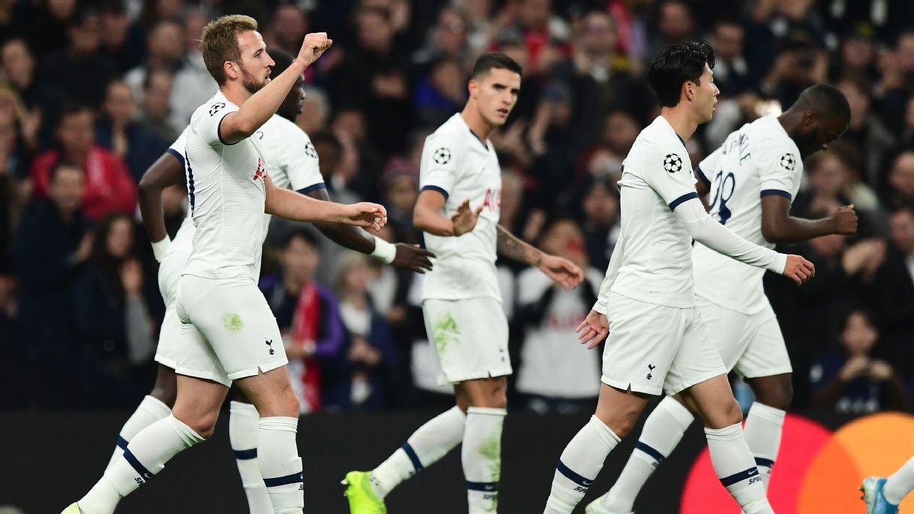étoile Rouge De Belgrade Vs Tottenham Hotspur Analyses