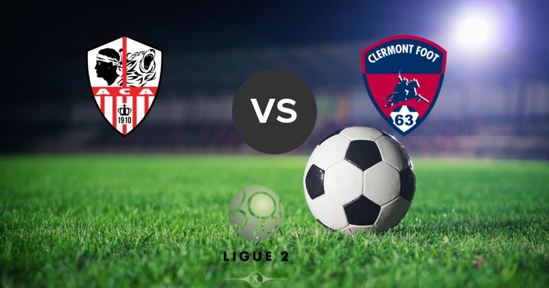 Calendrier Clermont Foot.Ac Ajaccio Vs Clermont Foot 63 Analyses Pronostic 22 11 2019
