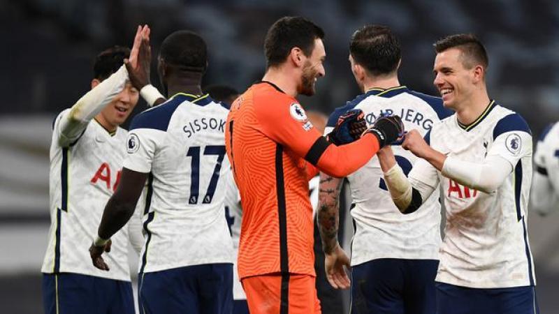 Foto Liga Inggris: Bekuk City 2-0, Spurs Kudeta Chelsea Dari Puncak Klasemen