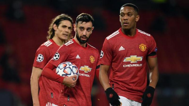 Manchester United Vs Istanbul Basaksehir