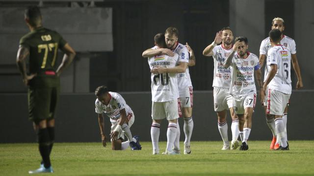 Bali United Vs Tira Persikabo
