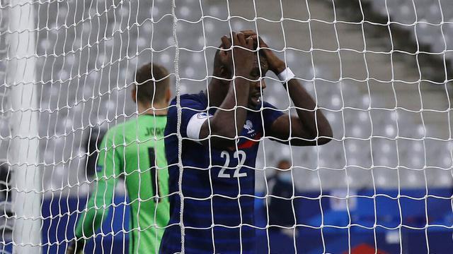 Reaksi Pemain Prancis Usai Dipermalukan Finlandia
