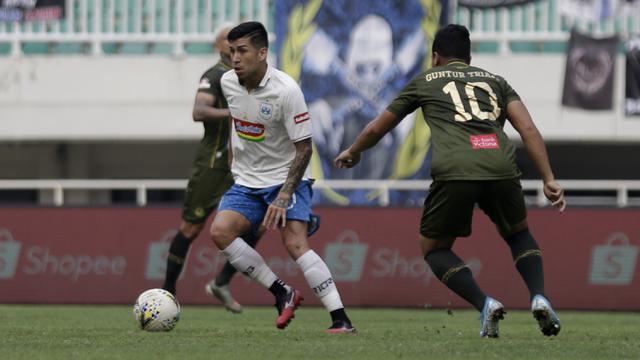 Jonathan Cantillana - PS Tira Persikabo Vs PSIS Semarang